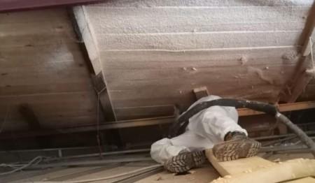 Izolare poduri cu spuma poliuretanica - Izolare poduri cu spuma poliuretanica