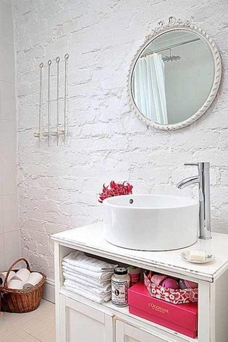 Caramida in baie - Cărămida în baie