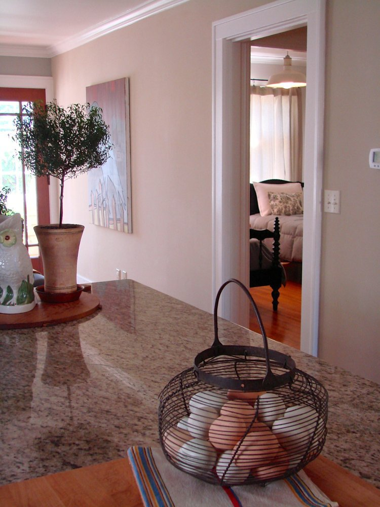 O casa la tara cu interioare contemporane - O casa la tara cu interioare contemporane