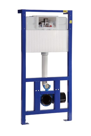 Cadru de montaj cu rezervor pentru vas WC suspendat - SLR 21 - Cadre montaj