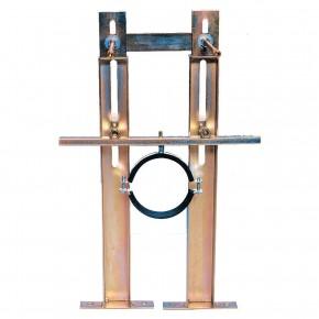 Cadru de montaj pentru vas WC suspendat - SLR 03Z - Cadre montaj