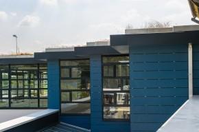 Placare HPL - Complex Rezidential Blue - PROIECTE AbetLaminati