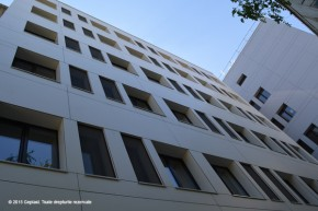 Placare HPL - Spital Alexandria - PROIECTE AbetLaminati
