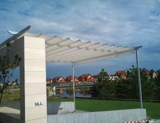 Pergola Ellit Mino - Pergole solare