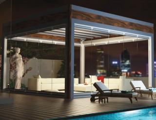 Pergola PGT Pavilion - Pergole solare
