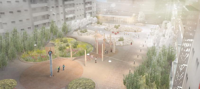 Proiecte ale biroului Novascapes - Birouri de arhitectura din Olanda isi impartasesc know-how-ul la Conferinta Internationala