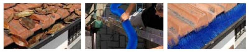 Protectie burlane - Perii protectie canalizari si burlane