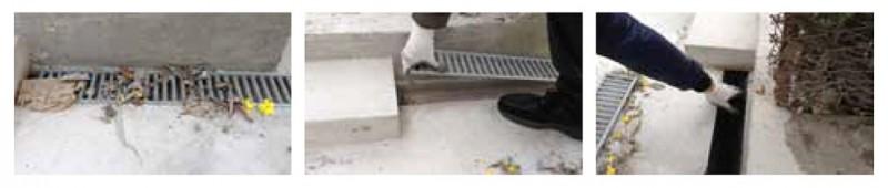 Protectie canal - Perii protectie canalizari si burlane