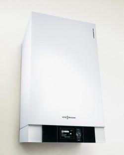 Centrala termica in condensatie Viessmann Vitodens 200-W 60 kW - pentru instalatii solare fara boiler - Centrale termica in condensatie - VIESSMANN