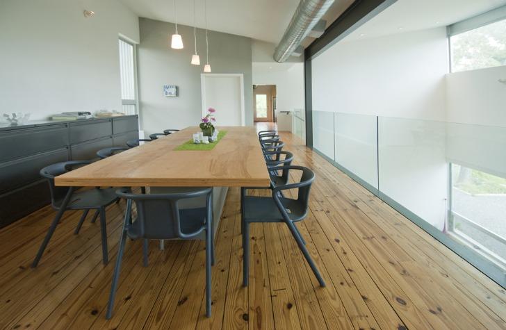 Biroul si locuinta personala sub acelasi acoperis - Biroul si locuinta personala - interior