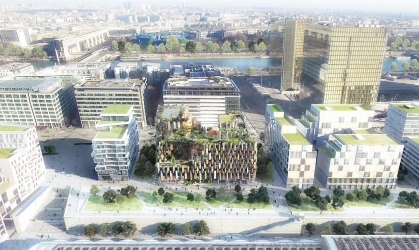Hotelul Eco-Luxury - Kengo Kuma prezintă proiectul unui hotel eco de lux