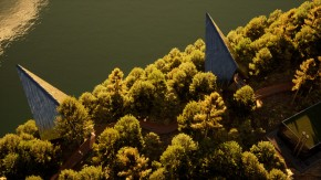 Cresterea vegetatiei -  Twinmotion