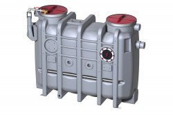 Separator de grasimi din polietilena ECO-JET-O - Separator de grasimi ECO-JET / HYDROJET OAE