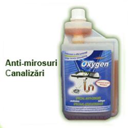 Anti-mirosuri canalizari - Bioactivatori
