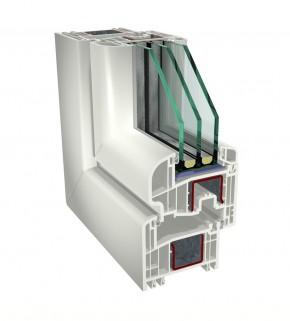 Sistemul de profile PVC - S 8000 IQ - Sistemul de profile PVC - S 8000 IQ