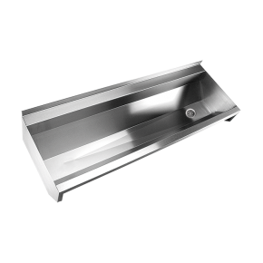 Lavoar tip jgheab din otel inox - SLUN 10L - Lavoare tip jgheab din otel inox