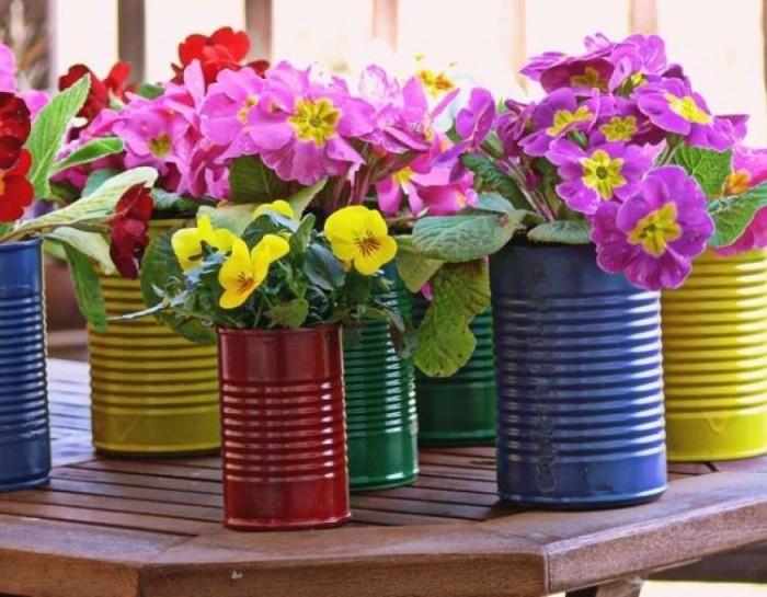 Flori de primavara la ghiveci - Când toamna începe să se așeze peste grădină: ce ai de făcut la începutul lui septembrie?