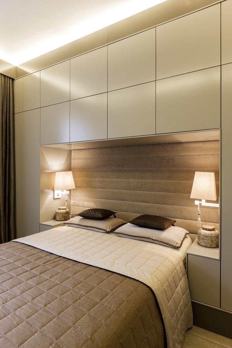 Depozitari eficiente in jurul patului - Depozitari eficiente in jurul patului