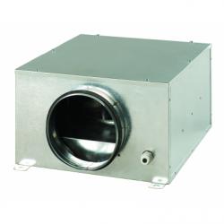 Ventilator carcasa izolata diam 200mm - Ventilatie industriala ventilatoare in linie