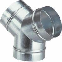 Y metalic 2x135gr + 90gr, diam 250mm - Accesorii ventilatie tubulatura tabla zincata si piese metalice