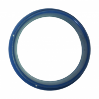 Flansa metalica cu garnitura fi 140mm - Accesorii ventilatie tubulatura tabla zincata si piese metalice