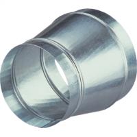Reductie metalica 250 - 200mm - Accesorii ventilatie tubulatura tabla zincata si piese metalice