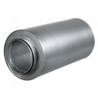 Atenuator zgomot diam 100mm, lungime 600mm - Accesorii ventilatie tubulatura tabla zincata si piese metalice