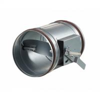 Clapeta metalica diam 160mm - Accesorii ventilatie tubulatura tabla zincata si piese metalice