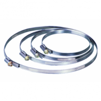 Colier metalic 315-330mm - Accesorii ventilatie tubulatura tabla zincata si piese metalice