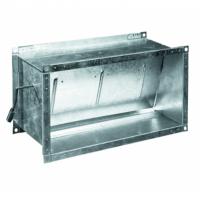 Clapeta antiretur cu contragreutate 600*350mm - Accesorii ventilatie tubulatura tabla zincata si piese metalice