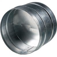 Valva antiretur diam 125mm - Accesorii ventilatie tubulatura tabla zincata si piese metalice