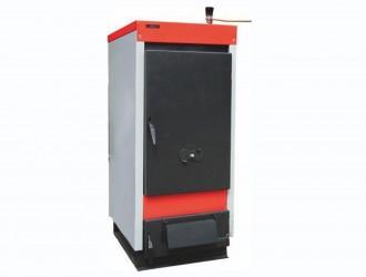 Cazan cu functionare pe lemne-brichete ECOWOOD STANDARD - Cazane pe combustibil solid, peleti