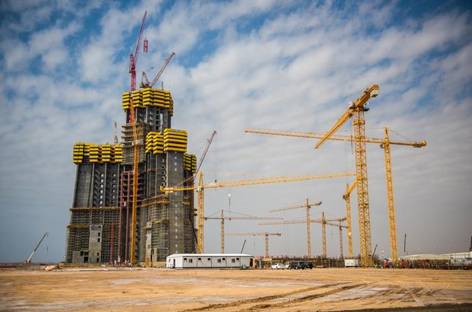 Noul record in constructii: Kingdom Tower de la Jeddah, cea mai inalta cladire construita vreodata - Noul record in constructii: Kingdom Tower de la Jeddah, cea mai inalta cladire construita vreodata