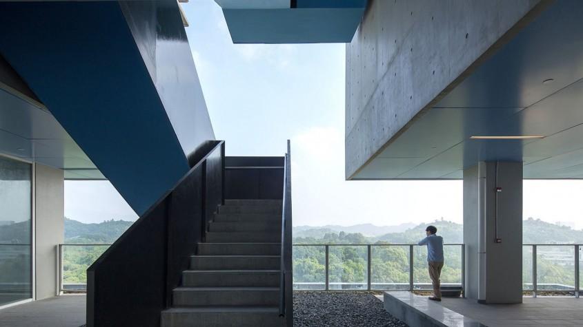 Ocean Center - De la randare la realitate: revolutionarul proiect Ocean Center se ridica in Shenzen