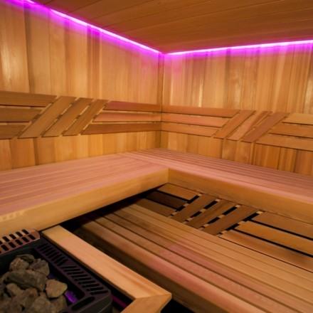 Sauna DISCLOSURE  - Sauna DISCLOSURE