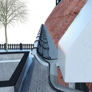 Cablu de incalzire autoreglabil pentru jgheaburi MAGNUM Trace Gutter Heat - Cabluri autoreglabile
