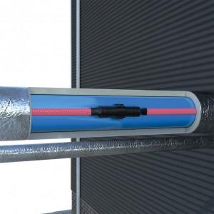 Banda autoreglabila de incalzire MAGNUM Trace Micro Plug & Go - Cabluri autoreglabile