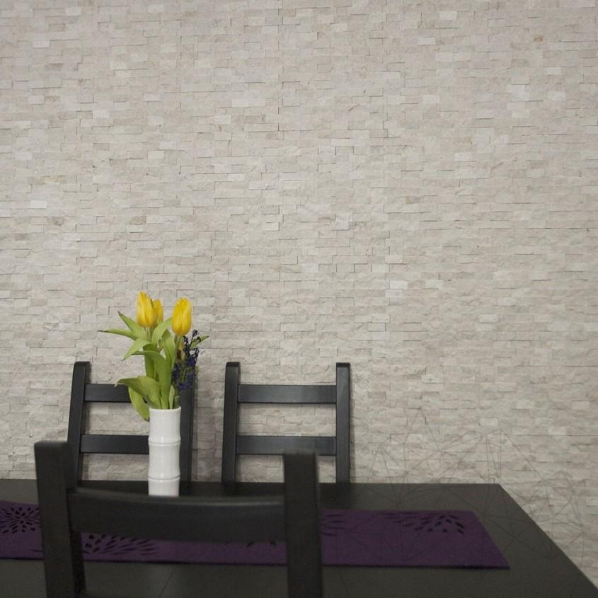 Mozaicul din piatra naturala in sufragerie Jos monotonia! Traiasca diversitatea! - Mozaicul din piatra naturala in