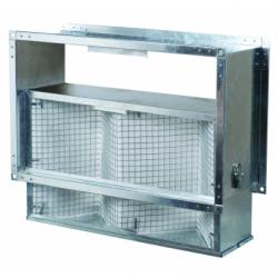 Caseta de filtrare - Accesorii ventilatie filtre si cutii filtrante