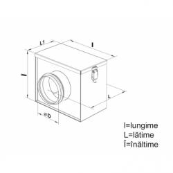 Filtru G3 fi 315mm - Accesorii ventilatie filtre si cutii filtrante