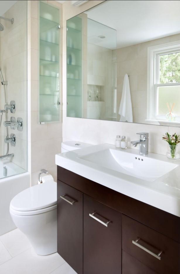 Optimizeaza spațiul de depozitare din baie - Optimizeaza spațiul de depozitare din baie