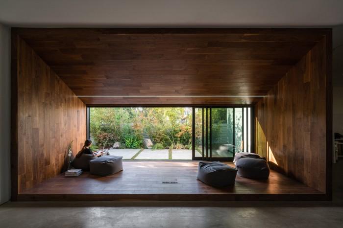 Descoperă cum a fost renovată o casă de lectură în stil japonez - Descoperă cum a fost renovată o casă de lectură în stil japonez