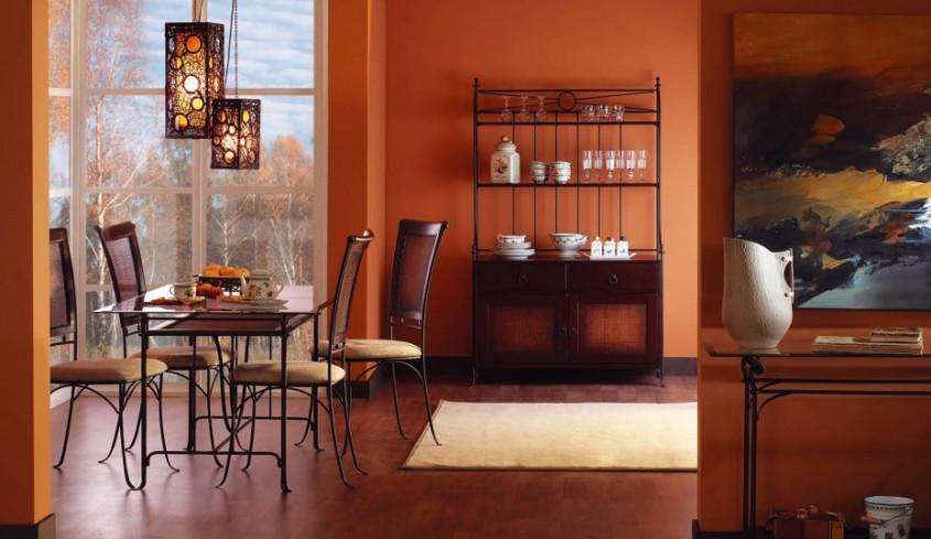 Sufragerie Parigi - Noul sediu Vinotti Furniture