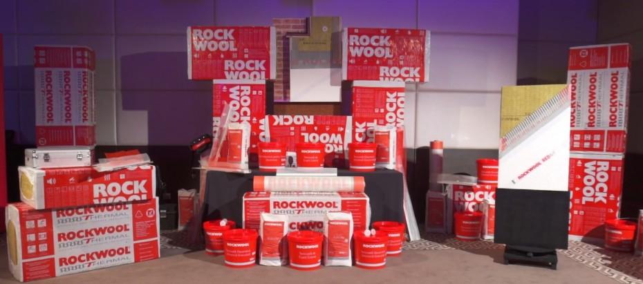 ROCKWOOL REDArt termosistem - ROCKWOOL