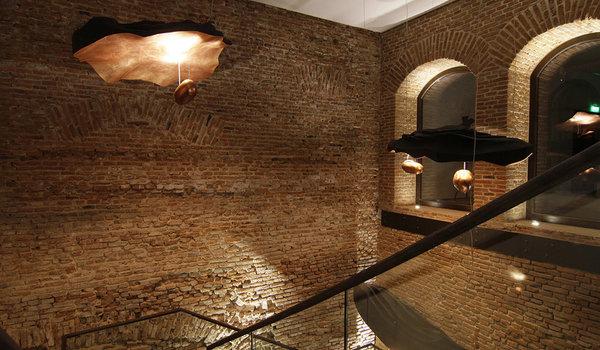 Ostrea Light - Premiile Bienalei Nationale de Arhitectura editia a-12-a, 2016