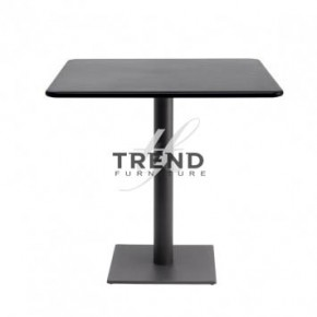 Blat din otel si picior de masa Tiffany - Componente pentru mobilierul de bar, fast-food