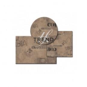 Blat Wezalit Coffee Sack - Componente pentru mobilierul de bar, fast-food
