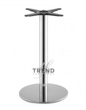 Picior de masa Tiffany, baza rotunda - Componente pentru mobilierul de bar, fast-food