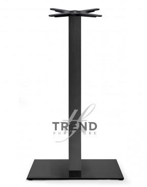 Picior de masa Tiffany H109 baza dreptunghiulara - Componente pentru mobilierul de bar, fast-food