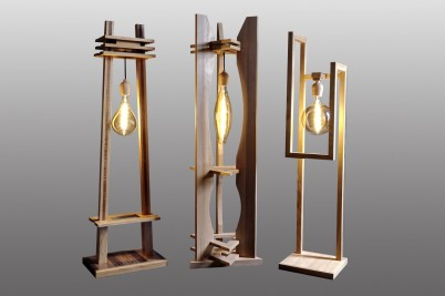 Lampi cu bec vintage - Produse Cramar Design